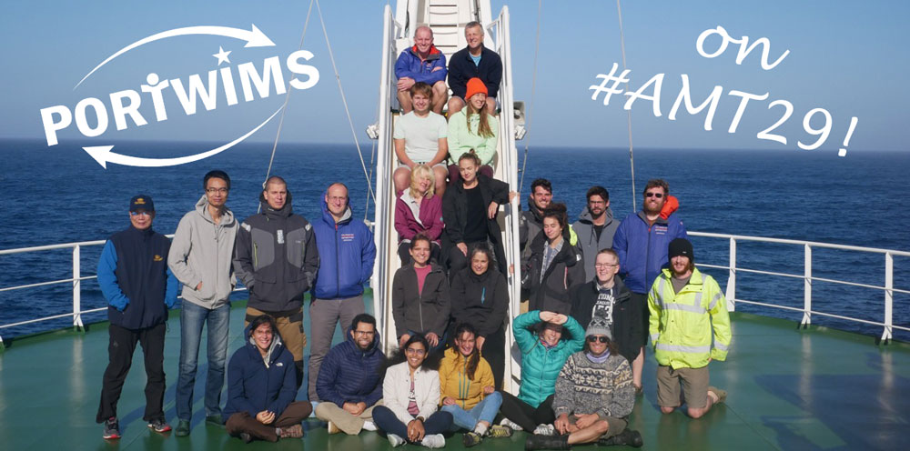 AMT group photo